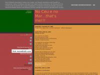 Estrelinha1.blogspot.com - No Céu e no Mar...that's me!!!