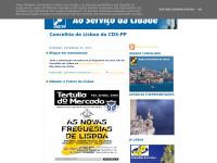 CDS-PP: Concelhia de Lisboa