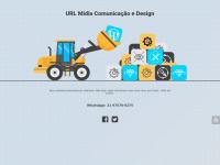 Sites institucionais, lojas virtuais, gráficos, logotipos, cartões de visitas - URL Mídia - Design e Comunicação