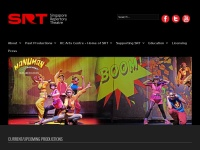 Srt.com.sg - The Singapore Repertory Theatre - SRT