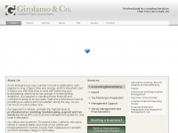 Gcompany.us - Girolamo & Co.—Accounting and Bookkeeping Services