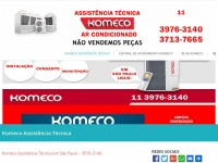 Komeco Assistência Técnica Ar Condicionado | 11 3976-3140