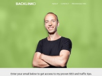 Backlinko.com - SEO Training and Link Building Strategies - Backlinko