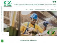 Alphaequipamentos.com.br - ALPHA Equipamentos Segurança - Proteção da Cabeça aos Pés - Barcarema / Pará