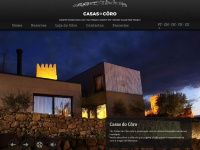 Casasdocoro.pt - Home - Casas do Côro - Turismo Histórico e Lazer
