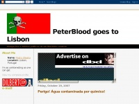 PeterBlood goes to Lisbon