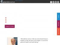 Gcdfund.org - Global Child Dental Fund   Improving the dental health of the world's most disadvantaged children