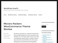 Wphowto.net - WordPress HowTo - WPHowto is the place to download free WordPress plugins and free WordPress themes. WPHowto focuses on free how-to tutorials for WordPress, popular WordPress plugin/theme reviews, best cheap WordPress hosting reviews an ..