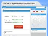 Villaamalfi.net - Condomínio Villa Amalfi Panamby - Apartamento a venda - São Paulo - SP