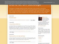Diário de um sociólogo