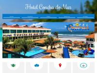 Hotelconchadomar.com.br -  Hotel Concha do Mar