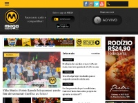 Mega Rádio VCA - Inicial
