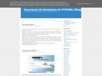 Associação de Estudantes da FCM/UNL (Blog)
