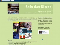 Sala dos Discos - Rádio Universidade de Coimbra