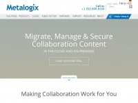 Metalogix.com - Metalogix | Content Migration & Management for O365 & SharePoint