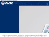 Usaid.gov - U.S. Agency for International Development