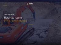 Desmonte de Rochas - Grupo Gouvêa - Desmonte de Rochas