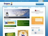sinprocaxias.com.br