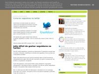 kiwi não voa | blog