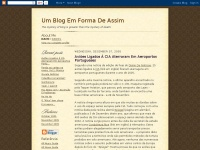 Um Blog Em Forma De Assim