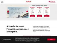 Portal Honda Serviços  Financeiros