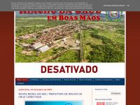 riachodacruzemboasmaos.blogspot.com
