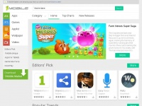 Over 800,000 Android Apps & Games free Download | 1mobile.com