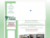 Hoteltalisma.com.br - Hotel em Rondonópolis - Hotel Talismã