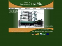 Hotel e Restaurante União - Teutônia, Rio Grande do Sul