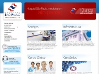 Hspaulo.com.br - Hospital São Paulo