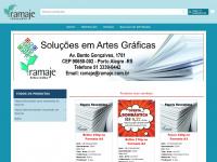 Ramaje.com.br - Ramaje - Editora Gráfica