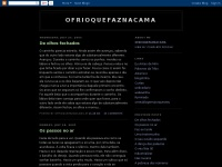 ofrioquefaznacama.blogspot.com