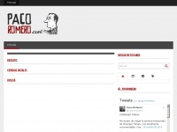 pacoromero.com