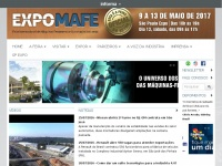 Expomafe.com.br - HOME - EXPOMAFE