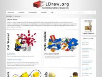 LDraw.org - LDraw.org Homepage