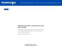 Folhadosul.com.br