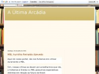 ultimaarcadia.blogspot.com