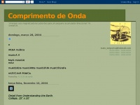 Comprimentodeonda.blogspot.com - Comprimento de Onda