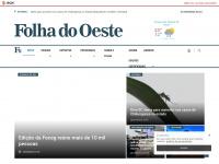 Folhadooeste.com.br