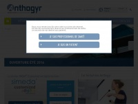 Anthogyr.fr - Anthogyr France - Spécialiste de l'Implant Dentaire : Outils, Implants, Formations