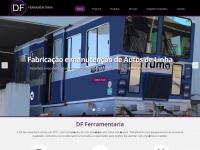 Dfferramentaria.com.br - DF Ferramentaria - Reforma de Auto de Linha e Serviços Ferroviários