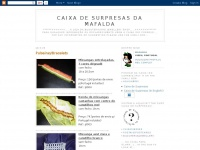 Caixadesurpresasdamafaldabijoux.blogspot.com - Caixa de Surpresas da Mafalda