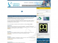 Idealbrasil.com.br - Torres para Telecomunicação - Antenas para Rádio e Internet - Ideal Brasil - Infraestrutura e Suportes para Antenas