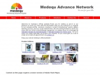 Medequan.com - Medequ Advance Network - Home
