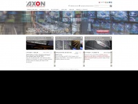 Axon.tv - Global leader in broadcast network infrastructure products and solutions - AXON