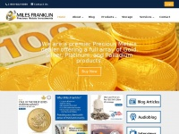 Milesfranklin.com - Miles Franklin | Precious Metals and Global Investment Strategies