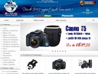 Universeimports.com.br - Universe Imports - Revendedor autorizado Canon e Nikon em Belo Horizonte
