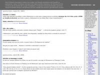 Desabafos na Net
