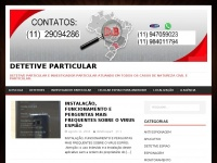 Home - Agencia de Detetive - Detetives Particular 007
