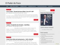 Cursopoderdofoco.net - O Poder do Foco - Conheça Esse Treinamento do Master Coach Paulo Vieira